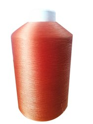 Red Polyester Hosiery yarn, For Industry