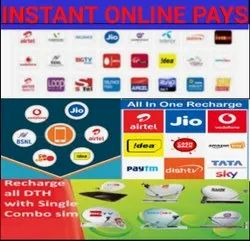 It Online Mobile Recharge Service, Delhi Ncr, 500
