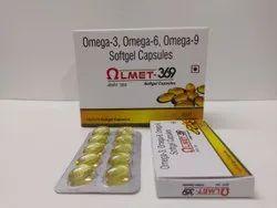 Omega 3 6 9 Softgel Capsules