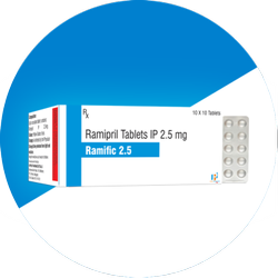Ramipril 2.5