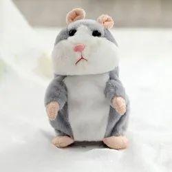 Cute Talking Hamster Plush Toy
