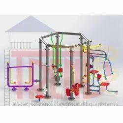 Hexa Combination Gym Equipment Set