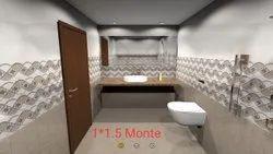 Orientbell Bathroom Tiles