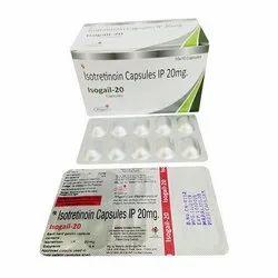 20 Gm Isotretinoin Capsule