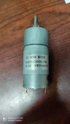 Imported 12volts DC Geared Motor, Voltage: 12 Volts, 380 Rpm