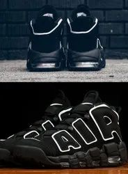 Nike UPTempo Shoes, Size: 42