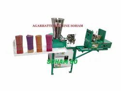 Automatic Agarbatti Making Machine, 10000 Stroke Per Hour, 1 HP