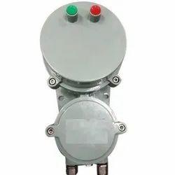 INSTEC Flame Proof Motor Starter, Voltage: 415 Or 230 Volt