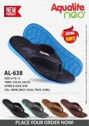 AL638 Mens Aqualite Eva Slippers