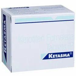 Ketasma Tablet (ketotifen)