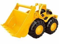 Plastic Buldozer Construction Engineering Toy Vehicle