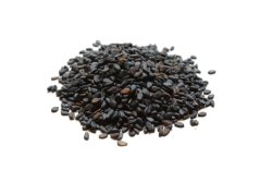 Natural Black Sesame Seed, 12%, Packaging Size: 50 Kg