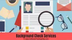 Employee Background Profile Verification Service