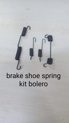Iron Brake Shoe Spring, For Automotive Industry