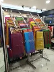 Display Stand For Saree