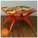 Mango Chairs Party Fruit Plastic Table