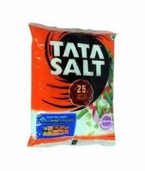 Pure White Tata Salt, Packaging Type: Plastic Bag, Packaging Size: 1kg