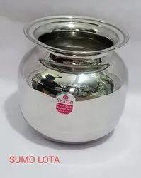 Stainless Steel Lota