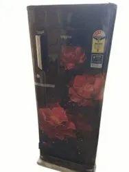 3 Star 195Ltr Whirlpool Refrigerator, Single Door, Capacity: 200L