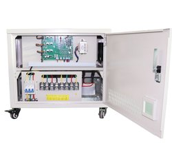 Atlanture Three Phase Servo Controlled Voltage Stabilizer, 360 V, 480 V