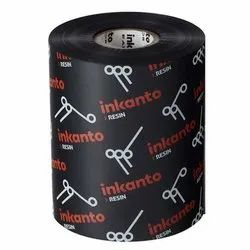 Inkanto Resin ribbons AxR1  for barcode labeling