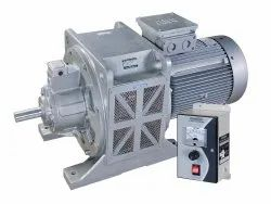 Powermag Eddy Current Variable Speed Drive and Speed Controller
