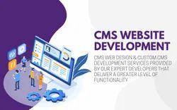PHP CMS Web Development Service