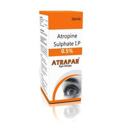 Atropine Sulphate 0.5% Eye Drops