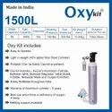 Oxy Kit Portable Medical Oxygen Cylinders (1500 LITERS)