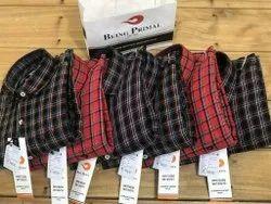 Being Primal Mens Checkered Full Sleeve Shirts (Bp60-P), Size: M L XL XXL