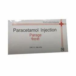 PARACETAMOL 2 ML