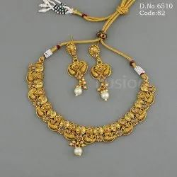 Fusion Arts Traditional Necklace Set