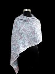 Indian Cotton Block Print Scarf And Stole