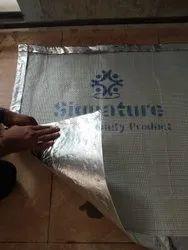 Signature Aluminium Foil Fiberglass Cloth