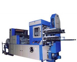 Stainless Steel Paper Napking Making Machine