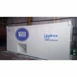 Hydrox Ultra Effluent Treatment Plant