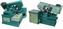 Hydraulic Band Saw Machine With Feeder 8