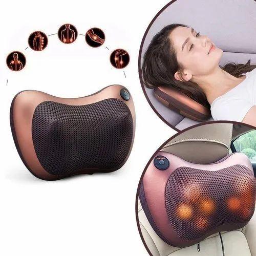 1 Unisex HEMICO car & home massage pillow, High, Size: 32 X 8 X 8 Cm, | ID:  23122647412