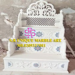 White Marble Masjid Nimbar