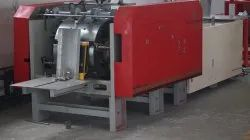 Paper Bag Bottom Flatting Machine