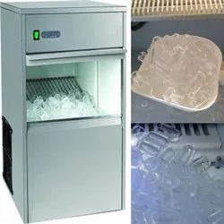 80 KG COMMERCIAL ICE CUBE MAKING MACHINE (BULLETS TYPE)