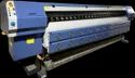 C8 Large Format Solvent Flex Printing Machine