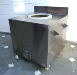 1 LPG Stainless Steel Commercial Tandoor