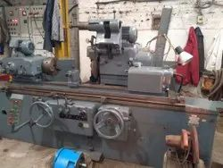 Used And Old Make Tos Cylindrical Grinder Abc-1000 Dia 400 Good Working Condition