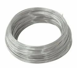 Zinc Coated 8 Gauge Galvanized Iron Wire, For Construction Industry, Thickness: 3.251 Mm (wire)