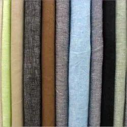 60 Inch Plain Raymond Cotton Shirting Fabric, Machine wash