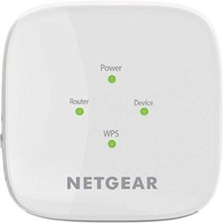 AC1200 Netgear-EX6110 Dual Band Wifi Range Extender for Networking