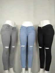 Damage Jeans For Women