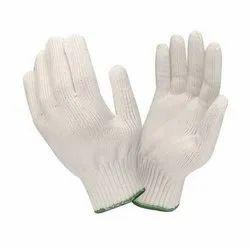 80 Gram 10 Gauz Cotton Knitted Hand Gloves