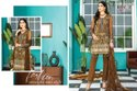 Rinaz Fashion Maryams Gold Vol 8 Georgette With Embroidery Work Pakistani Suit Catalog